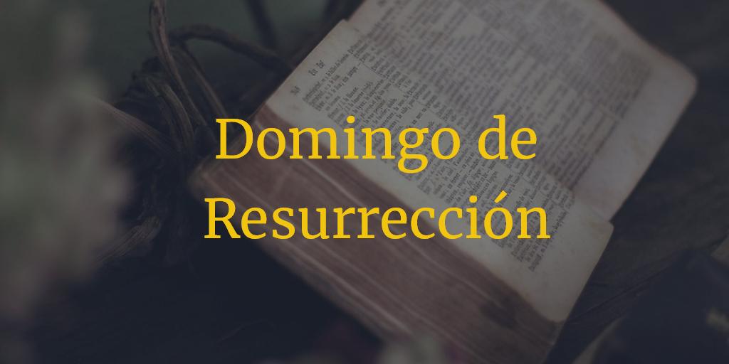 Horarios e Itinerarios Domingo de Resurrección Semana Santa Sevilla